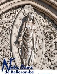 Enclos Paroissial de Notre Dame de Bellecombe : Venez – Voyez et demeurez dans la Foi.