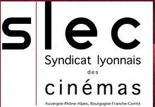 Syndicat Lyonnais des Cinémas Lyonnais. Défense des intérêts des salles de cinéma. 205 établissements