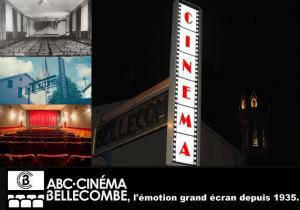 Site officiel du cinéma Bellecombe